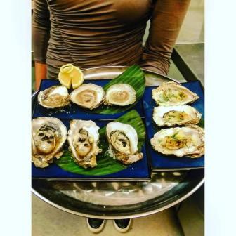 Voorbeeld oesters