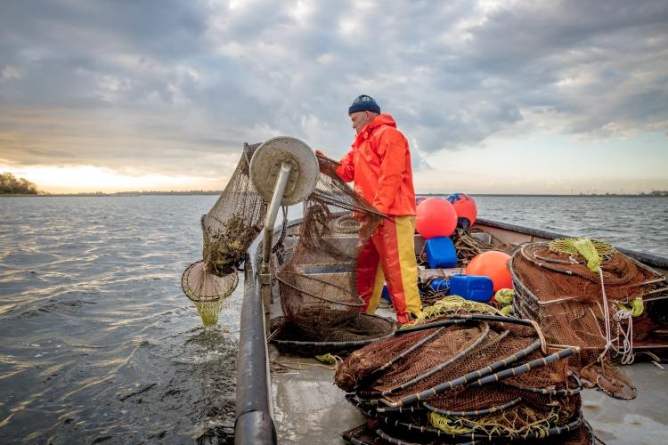 30 april 2015 De-Etage Kreeften vissen-9814