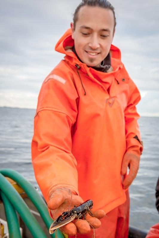 30 april 2015 De-Etage Kreeften vissen-9892