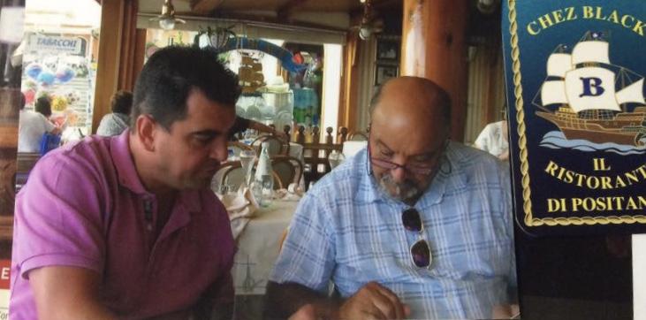 Maurice en Frankie