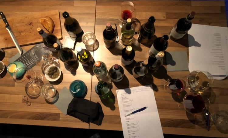 Proeverij Winterse wijnen