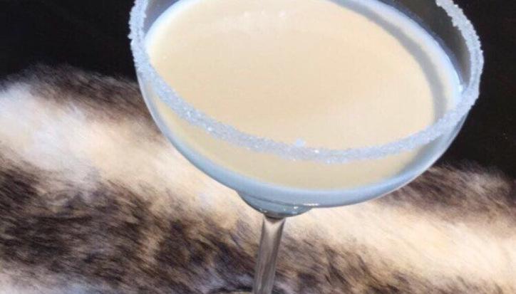 Snowflake Martini maken